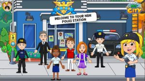 My City : Cops and Robbers Apk