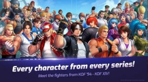 The King of Fighters ALLSTAR Apk