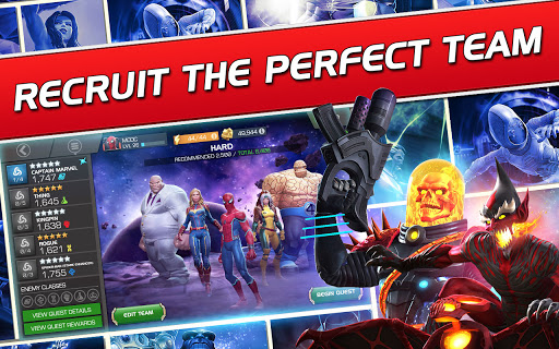 Marvel Contest of Champions Apk 1