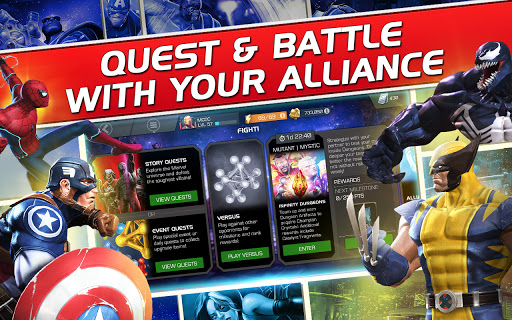 Marvel Contest of Champions Apk 2