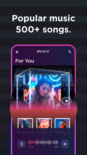 Vinkle Music Video Maker Apk 2