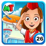 My Town Airport Mod Apk 1.18 (Full Paid)
